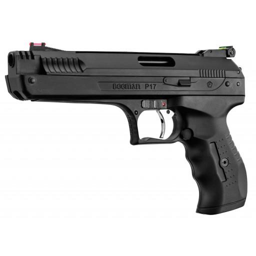 Pistolet P17 beeman calibre 4.5mm - 3.72j