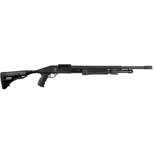 Fusil à pompe de marque Taurus, modèle ST12 Tactical 5 coups en calibre 12/76