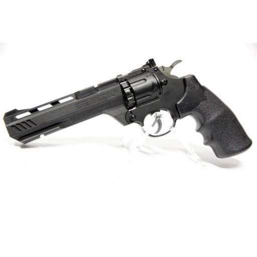 Revolver Crosman Vigilante co2 calibre 4.5mm billes BB's et plombs