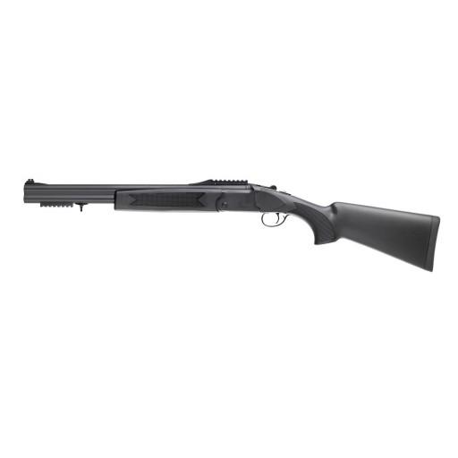 fusil integra slug khan arms 12/76 éprouvé billes acier garantie 5 ans