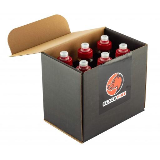 Carton de 6 bouteilles de...
