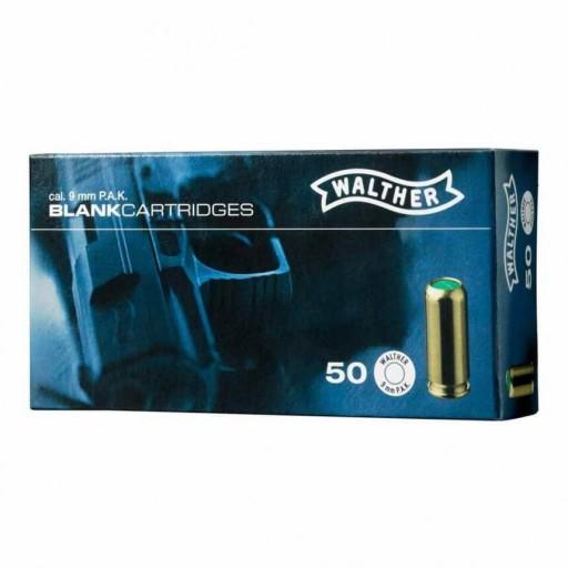 Boîte de 50 cartouches 9mm...