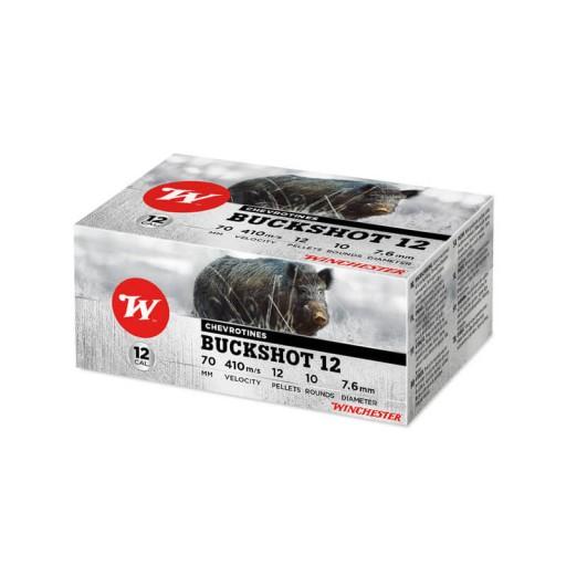 winchester buckshot 9 grains