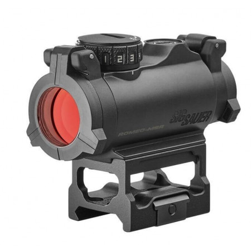 point rouge Romeo MSR - s'adapte sur tous calibres et tous modèles