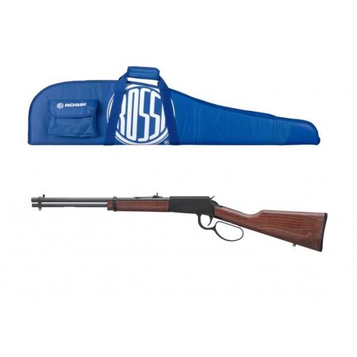 carabine à levier sous garde rossi rio bravo 22lr + fourreau rossi offert