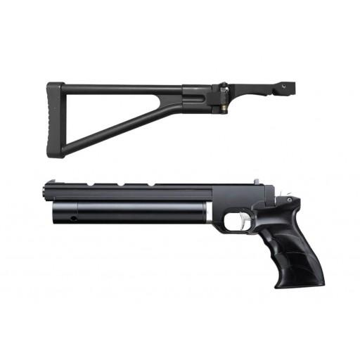 pistolet à plombs artemis pp700s + crosse pliable calibre 4.5