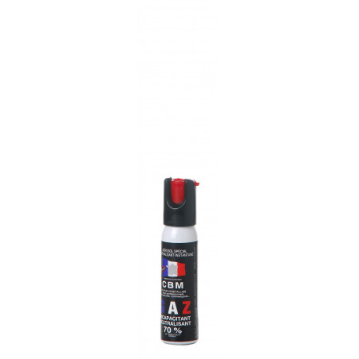 Bombe lacrymogène 25mL