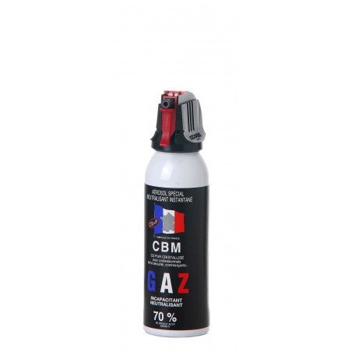 bombe lacrymogène gaz 100mL