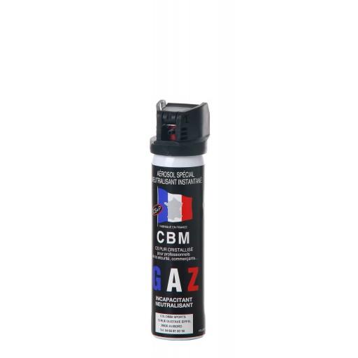 Bombe lacrymogène gaz CS...