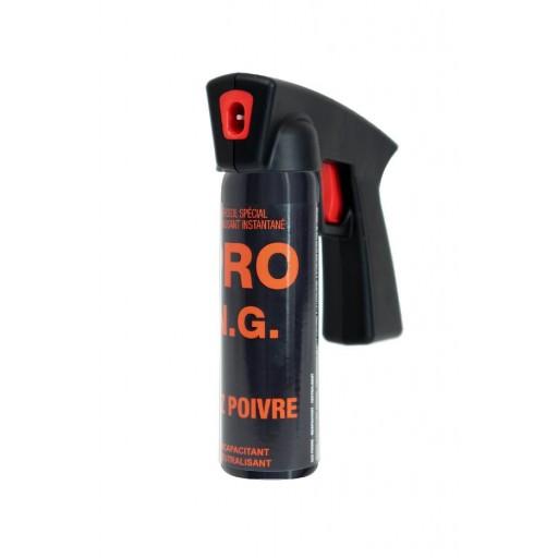 bombe gel poivre 100ml pro-ng cbm