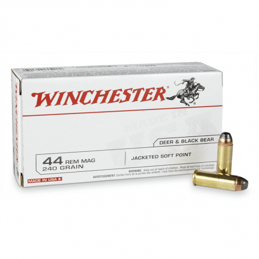 44 mag winchester - 240grains JSP