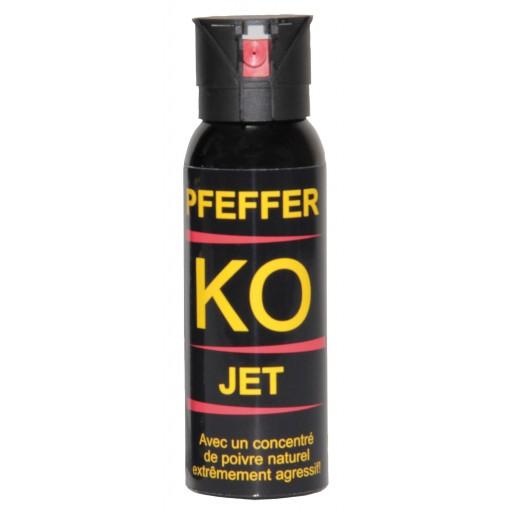 Aérosols gel poivre KO Jet...
